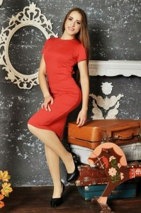 intelligent Ukrainian womankind from city Kharkov Ukraine