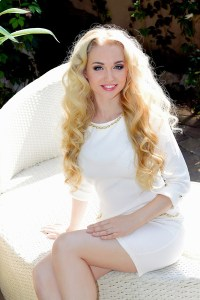 intelligent Ukrainian best girl from city Kharkov Ukraine