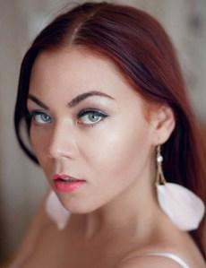 interesting Belarusian woman from city Minsk Belarus