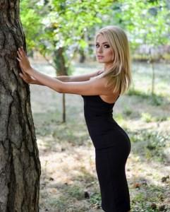 magnificent Ukrainian feme from city Odessa Ukraine