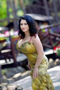 mystery Ukrainian girl from city Kharkov Ukraine
