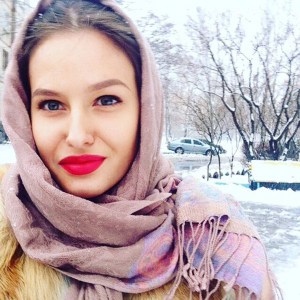 passionate Ukrainian lady from city Kharkiv Ukraine