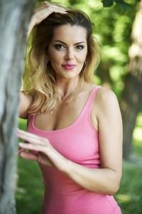 shiny Ukrainian best girl from city Kiev Ukraine