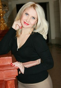 single Ukrainian woman from city Odessa Ukraine
