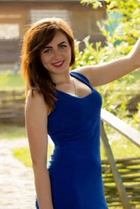 slender Galyna Ukrainian womankind from city Chernovtsi Ukraine