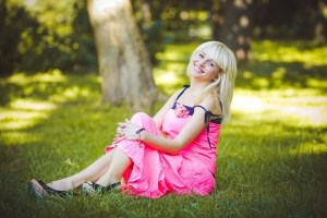 steady Ukrainian fiancee from city Rivne Ukraine
