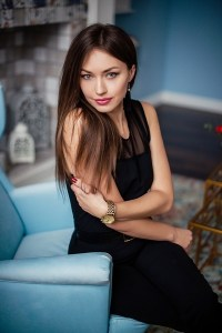 talented Ukrainian female from city Odessa Ukraine
