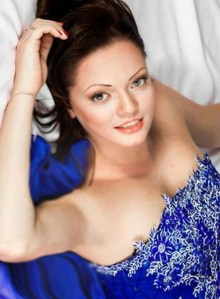 Superfine Viktoria Russian bride from Sevastopol Russia