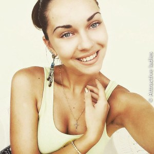Russian girl dating online