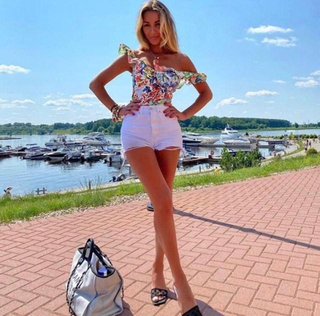 Olesya russian brides club