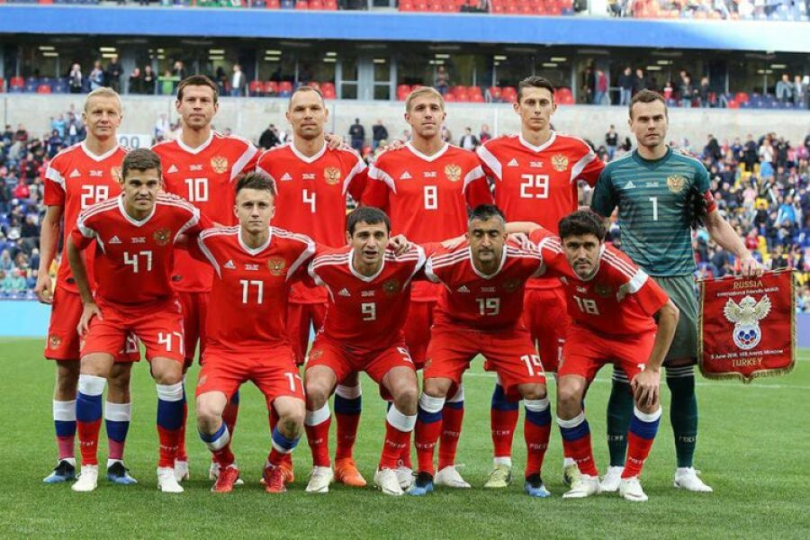 Russian Football News | Analysis of Cherchesov's Tactics