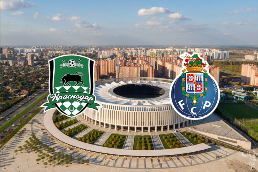 Champions League Preview Krasnodar Porto Russian Football News