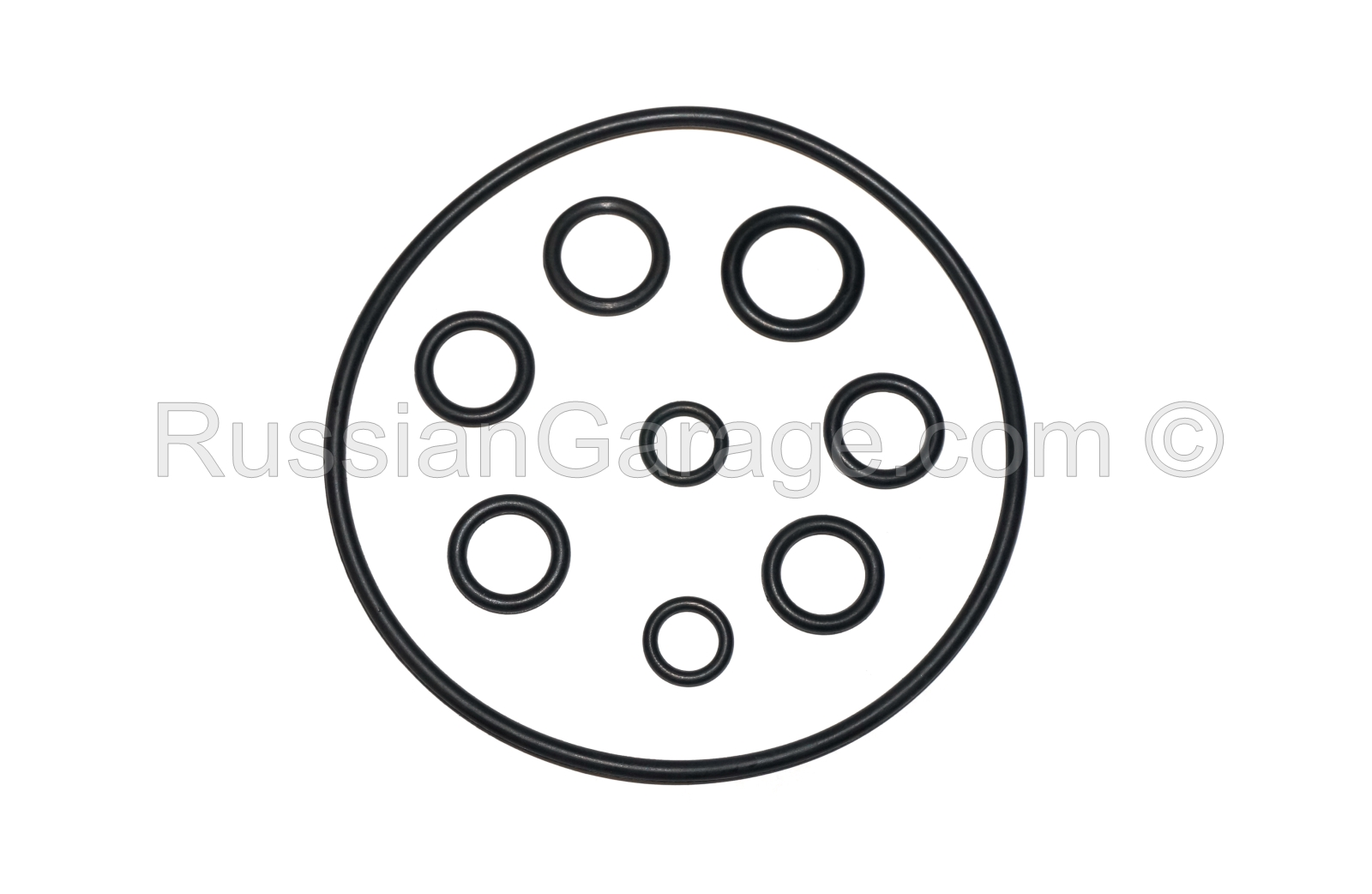 Set of rubber repair gaskets and seals DNEPR MT motorcycle