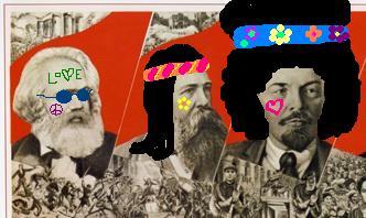 The flower children of communism
