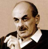 Famous musician and poet of Soviet era--Bulat Okudzhava