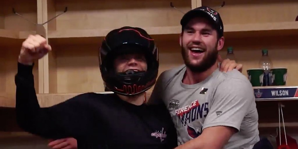 The Best Moments From The Capitals Game Seven Victory VideoRussian
