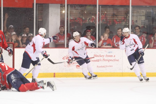 Caps Fanfest Final Scrimmage (10 of 26)