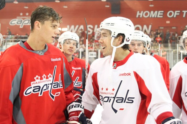 Caps Fanfest Final Scrimmage (18 of 26)