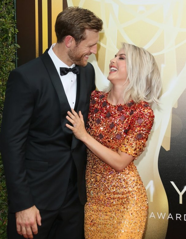 Julianne-Hough-Brooks-Laich-Creative-Arts-Emmys