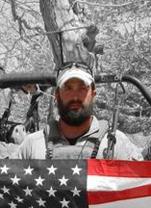 Lt. Mosko at war. (Photo: US Navy)