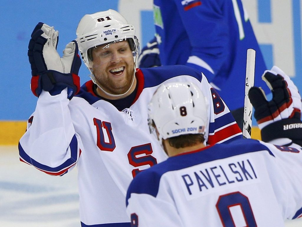 How Phil Kessel\'s tweet illustrates why he was left off the Team USA ...