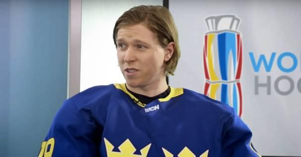 Nick Backstrom World Cup of Hockey