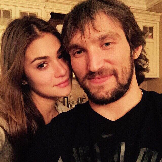 Kirilenko dating ovechkin