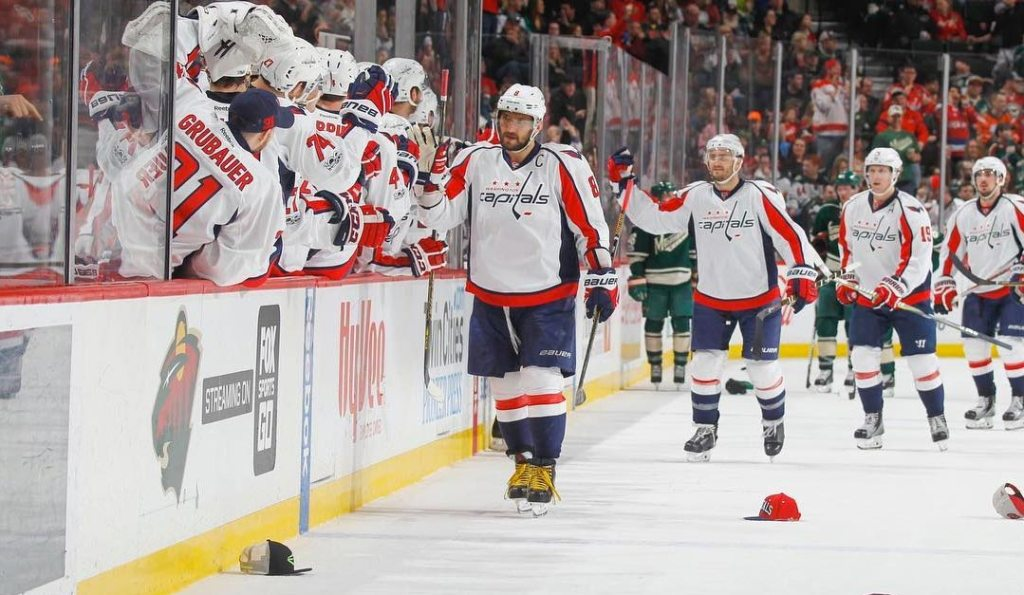 Ted Leonsis offers to replace hats tossed on ice for Alex Ovechkin s hat  trick 9e6621fee64