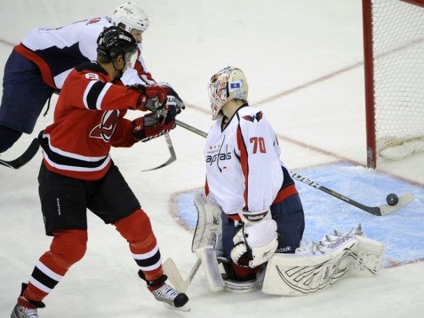 Holtby's Body Language says it all
