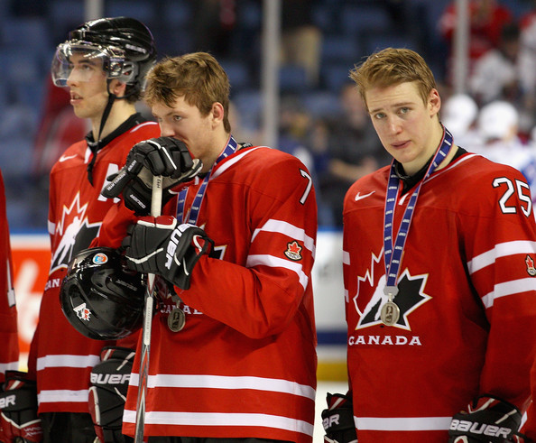 Canada devastated by loss