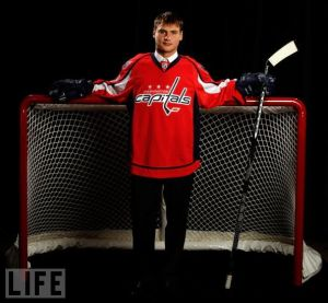 Washington Capitals Defensive Prospect Dmitri Orlov.