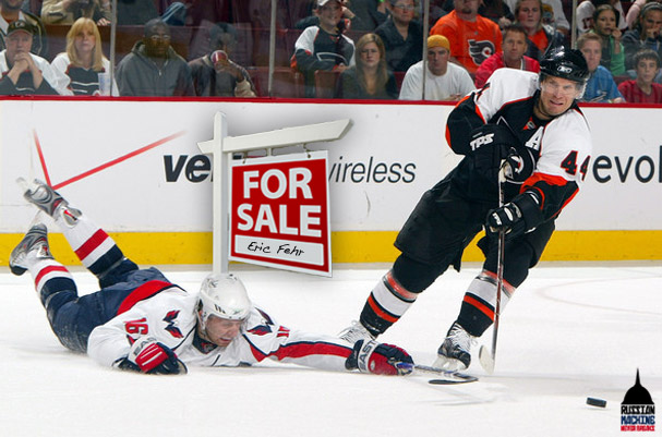 Trade Deadline Time - Is Eric Fehr Getting Traded?