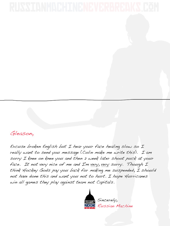 (Inside of Card)