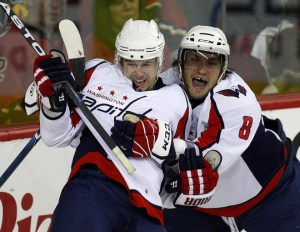 Green scores. Ovi tackles. (Photo credit: Jeff McIntosh)