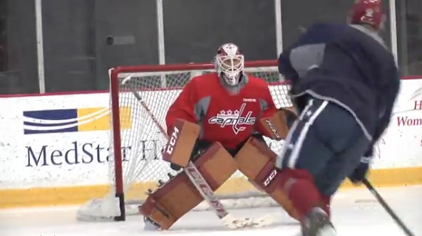 holtby-pads