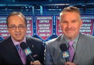 Nice ties, Joe B and Craig!