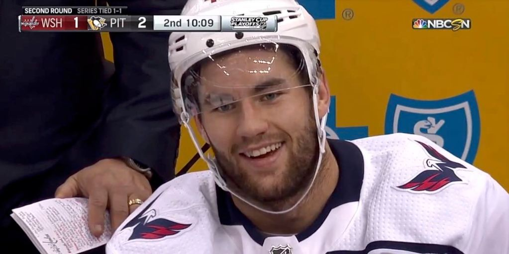 b2ad02b1c Capitals re-sign Tom Wilson to six-year deal worth  5.17 million annually