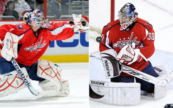 Semyon Varlamov and Michal Neuvirth: Who you got?