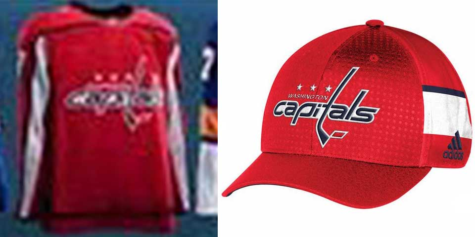 New Washington Capitals jersey and hat designs leak before official Adidas  launch 5200d439c7f
