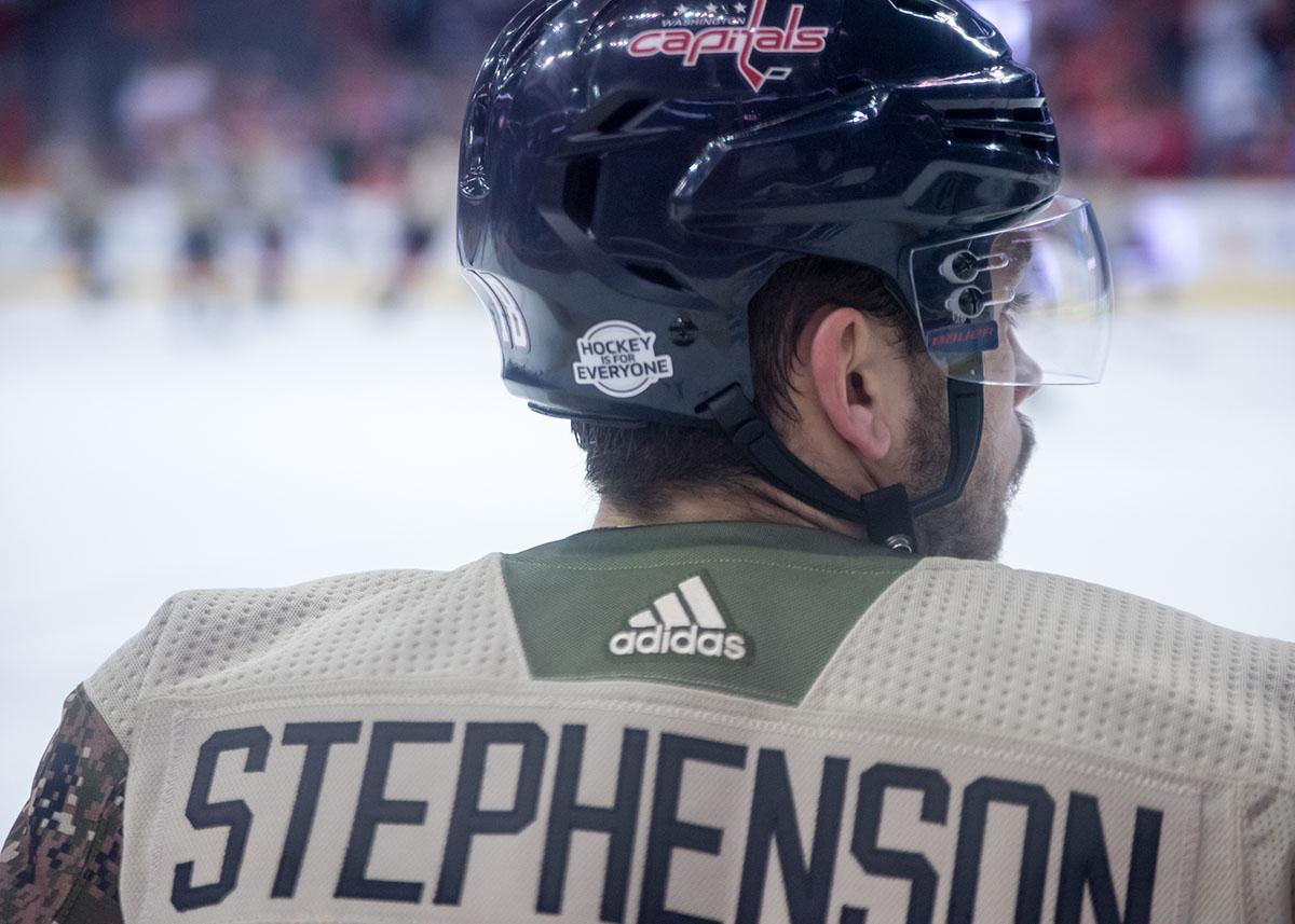 Chandler-Stephenson-Warm-Ups