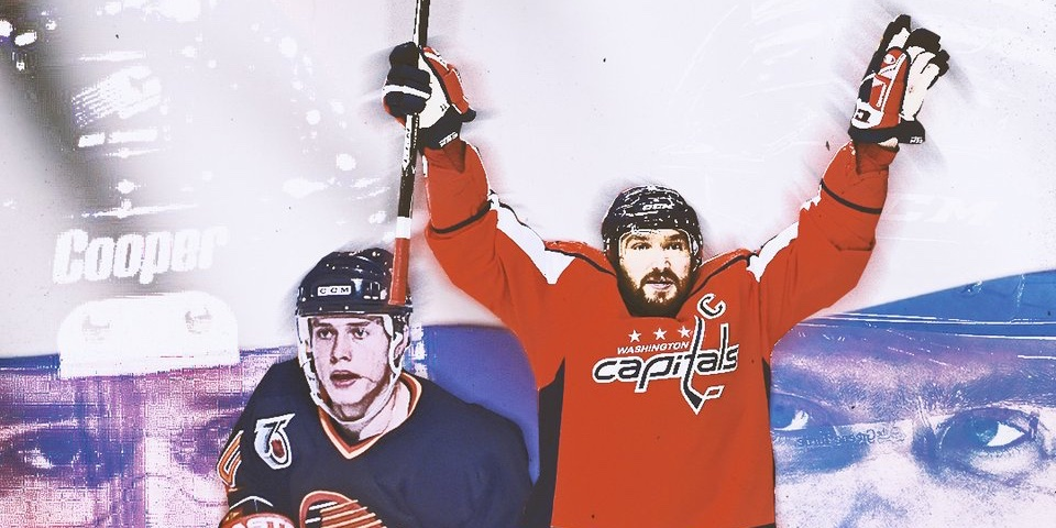 98f2ce47829 Alex Ovechkin breaks record for most career hat tricks by a Russian-born  player with 21