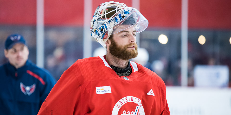 95f909e9650 Braden Holtby expected to address his decision on White House visit Friday