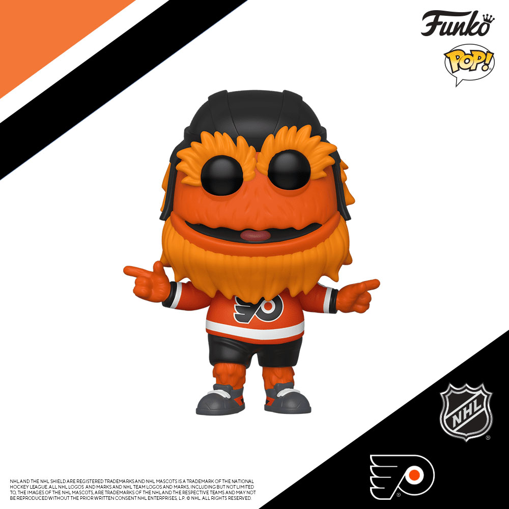 premium selection 86986 4b181 NHL mascots are the newest line of Funko POP! figurines