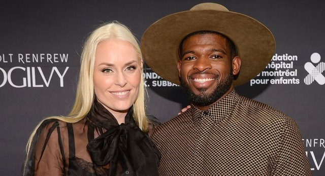 PK Subban and Lindsey Vonn are engaged 💍