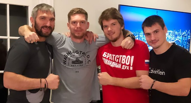 Alex Ovechkin responds to Russia's ban from the 2022 Winter Olympics