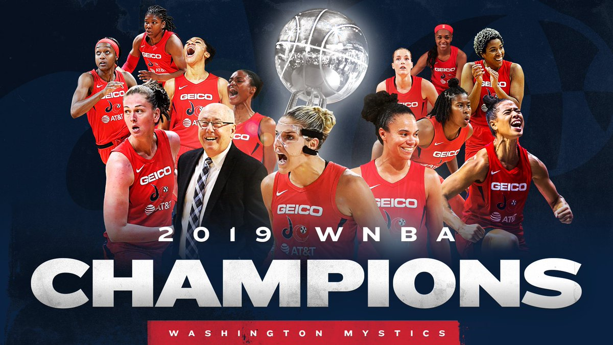 Mystics fire back at Tony Kornheiser with championship Washington Post cover