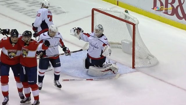 Brett Connolly scores in first game against Capitals