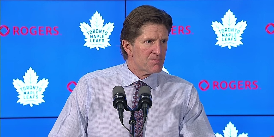 Report: Mike Babcock was a finalist for Capitals head coaching job, but 'noise' around him sunk his candidacy