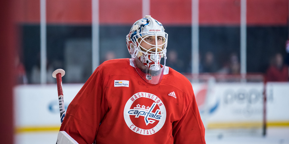 Brian Maclellan Admits Bringing Back Braden Holtby Is Going To Be Difficult Says Some Tough Decisions Will Be Made In Offseason Rmnb
