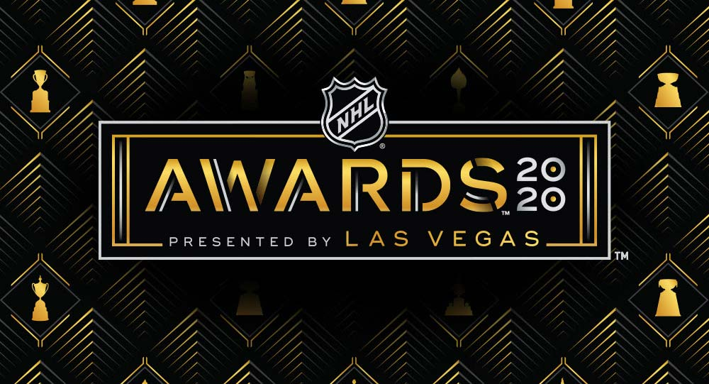 2020 NHL Awards to be aired on Monday, September 21